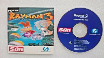 Rayman 3 Special Edition (PC Windows)  Released by The Sun